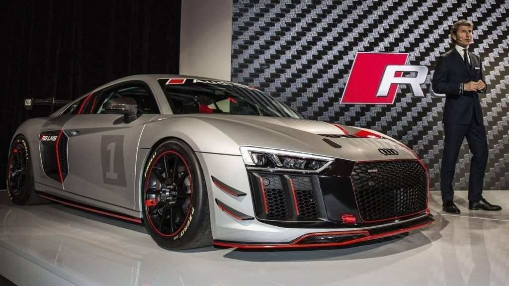 46 A 2019 Audi R8 LMXs Pictures