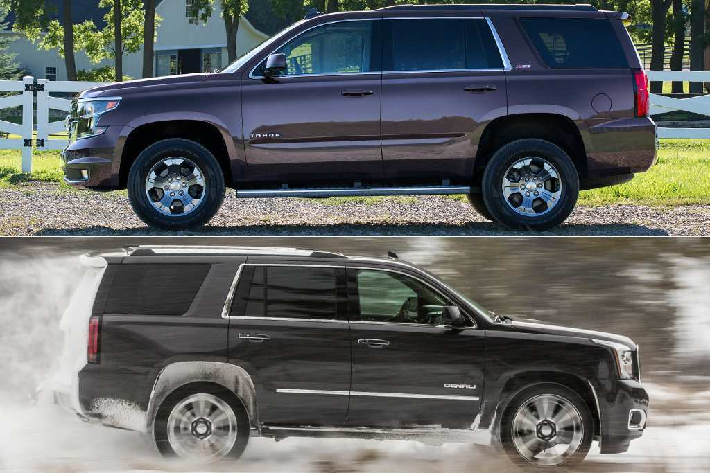 46 A 2019 Chevy Tahoe Ltz Engine