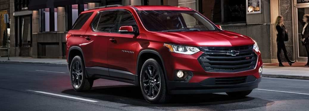 46 A 2019 Chevy Traverse Reviews