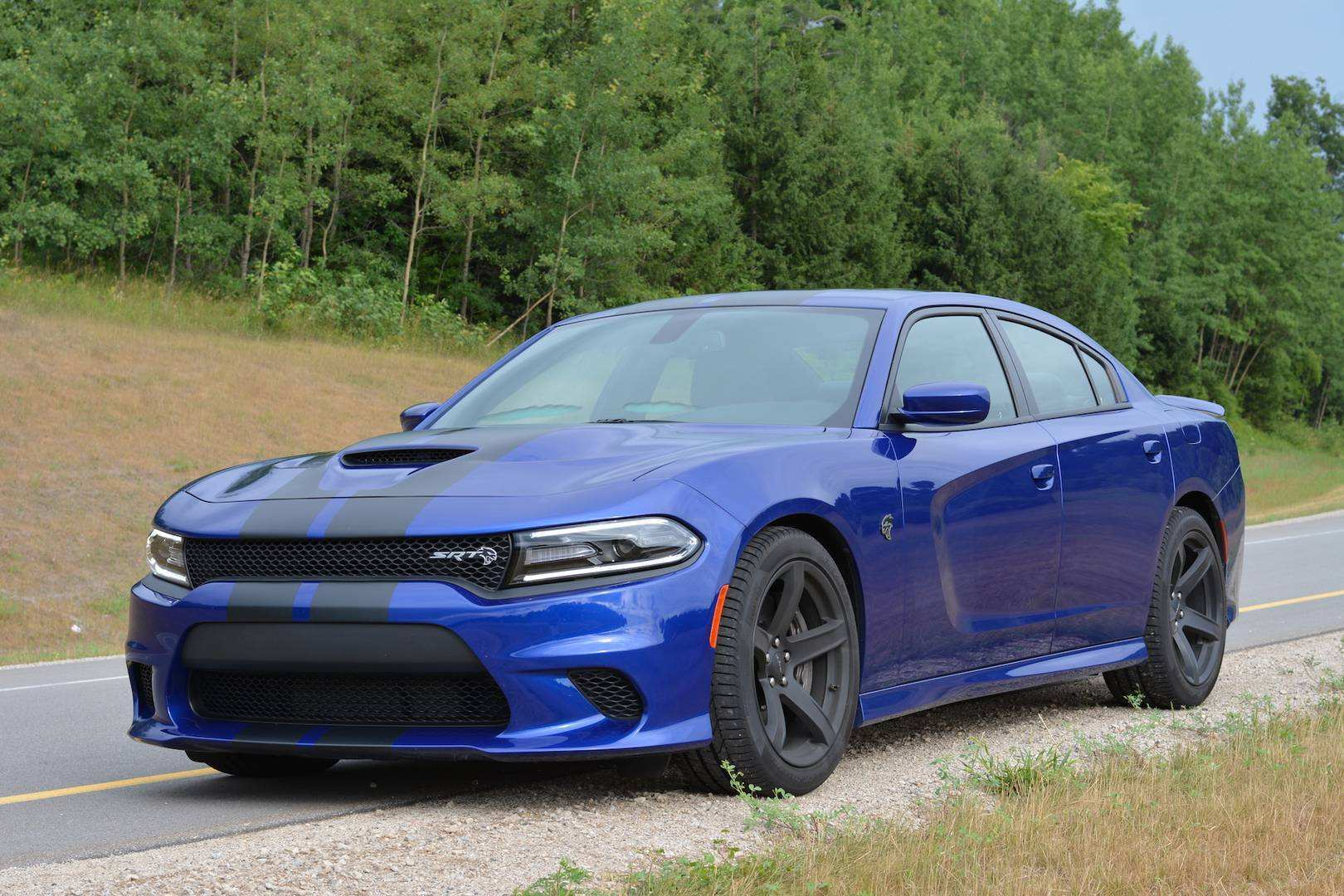 46 A 2019 Dodge Charger SRT8 Interior