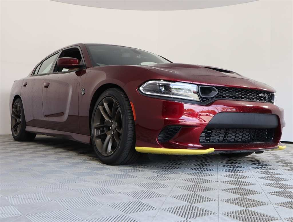 46 A 2019 Dodge Charger SRT8 Ratings
