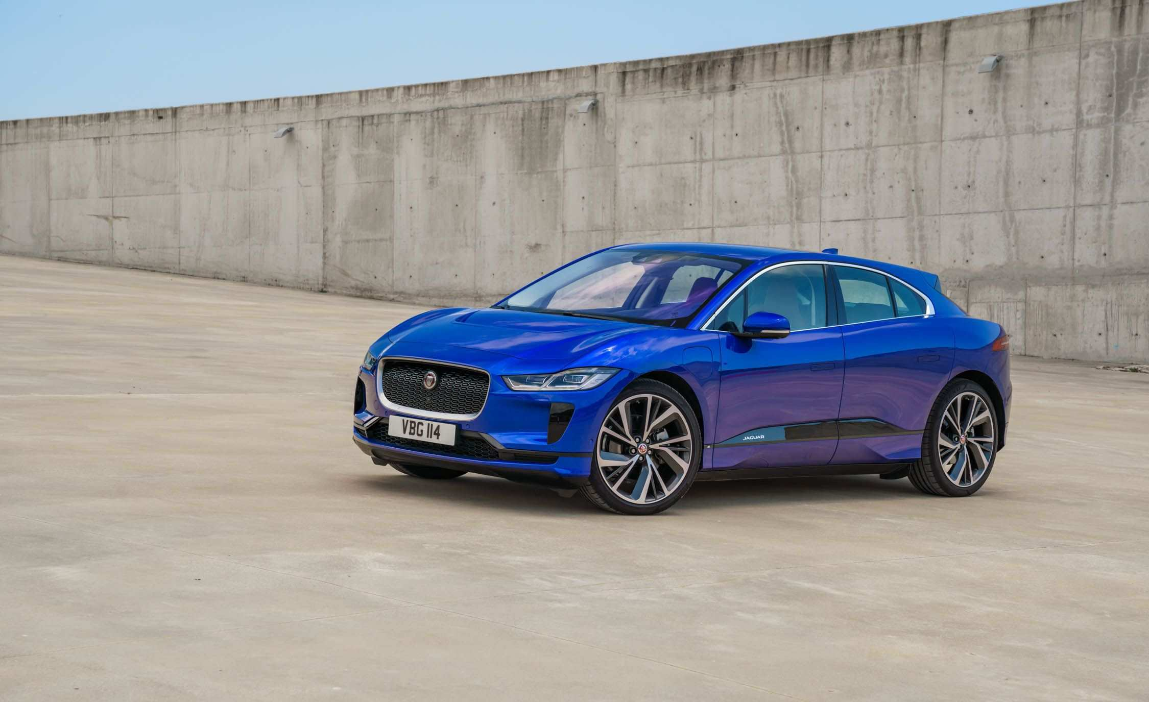 46 A 2019 Jaguar Lineup Performance And New Engine