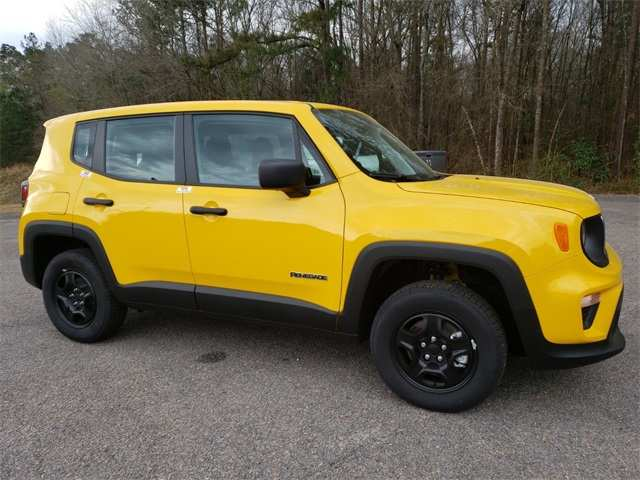 46 A 2019 Jeep Renegade Release