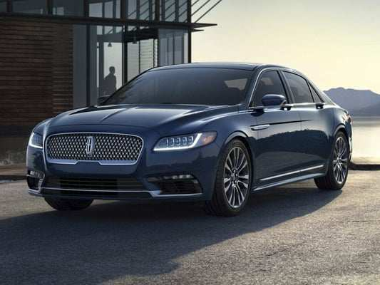 46 A 2019 Lincoln Continental Configurations