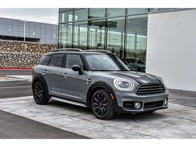 46 A 2019 Mini Countryman Research New