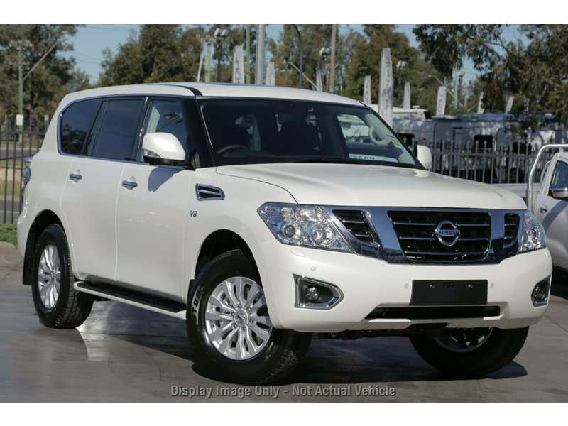 46 A 2019 Nissan Patrol Concept And Review