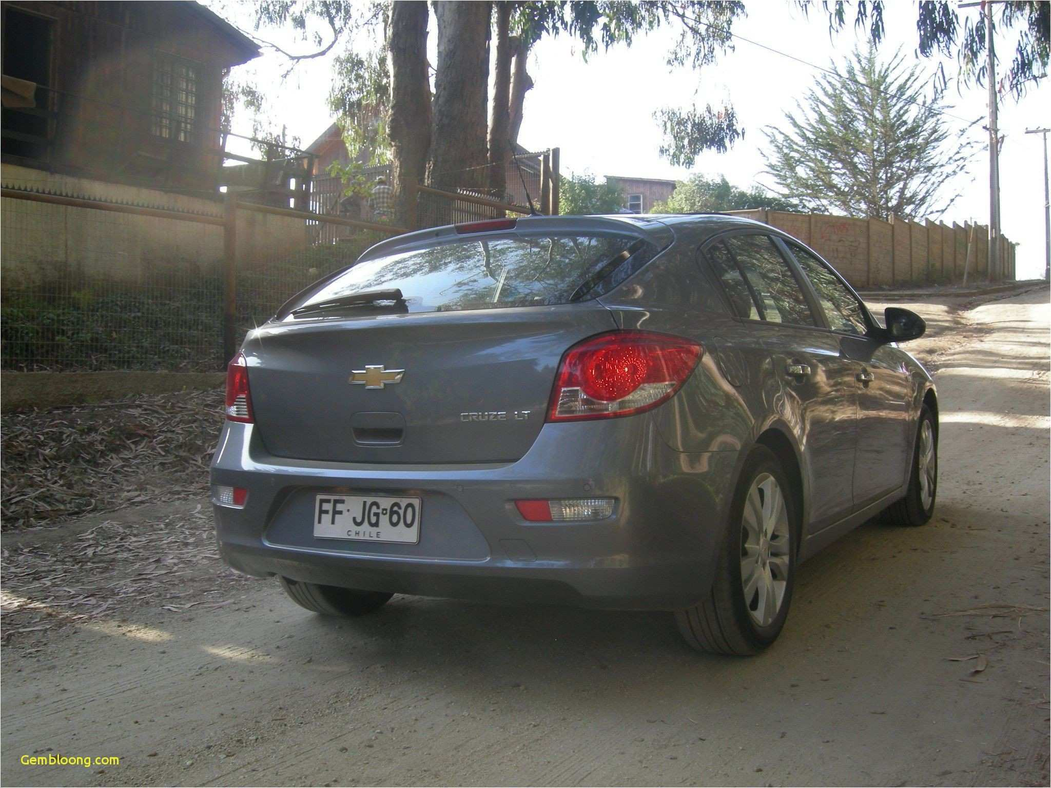 46 A 2020 Chevrolet Cruze New Review