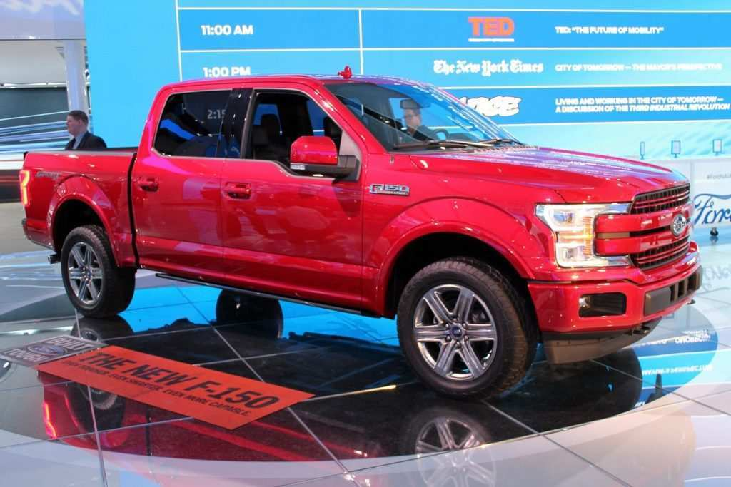 46 A 2020 Ford Lobo Spy Shoot