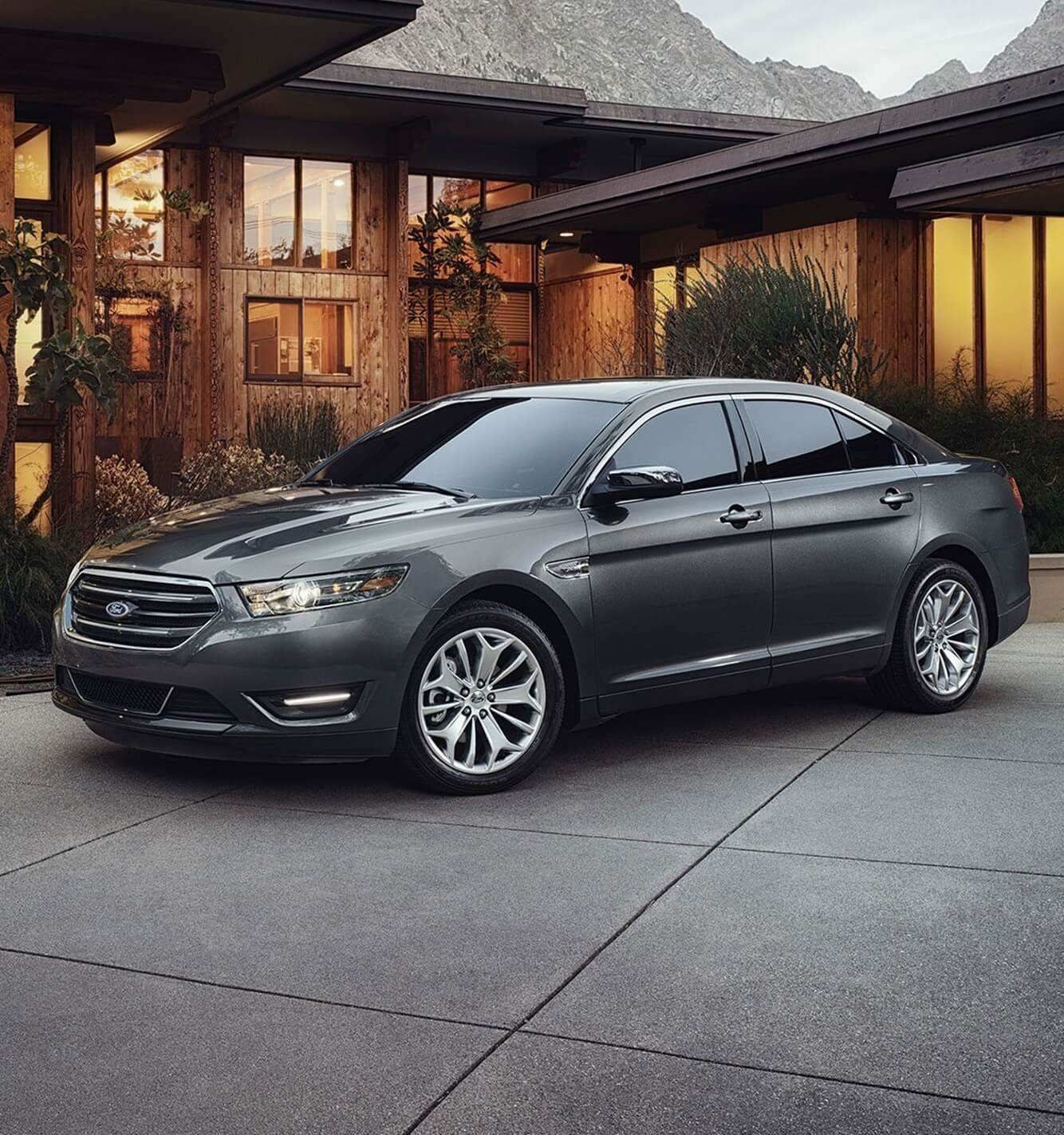 46 A 2020 Ford Taurus New Model And Performance