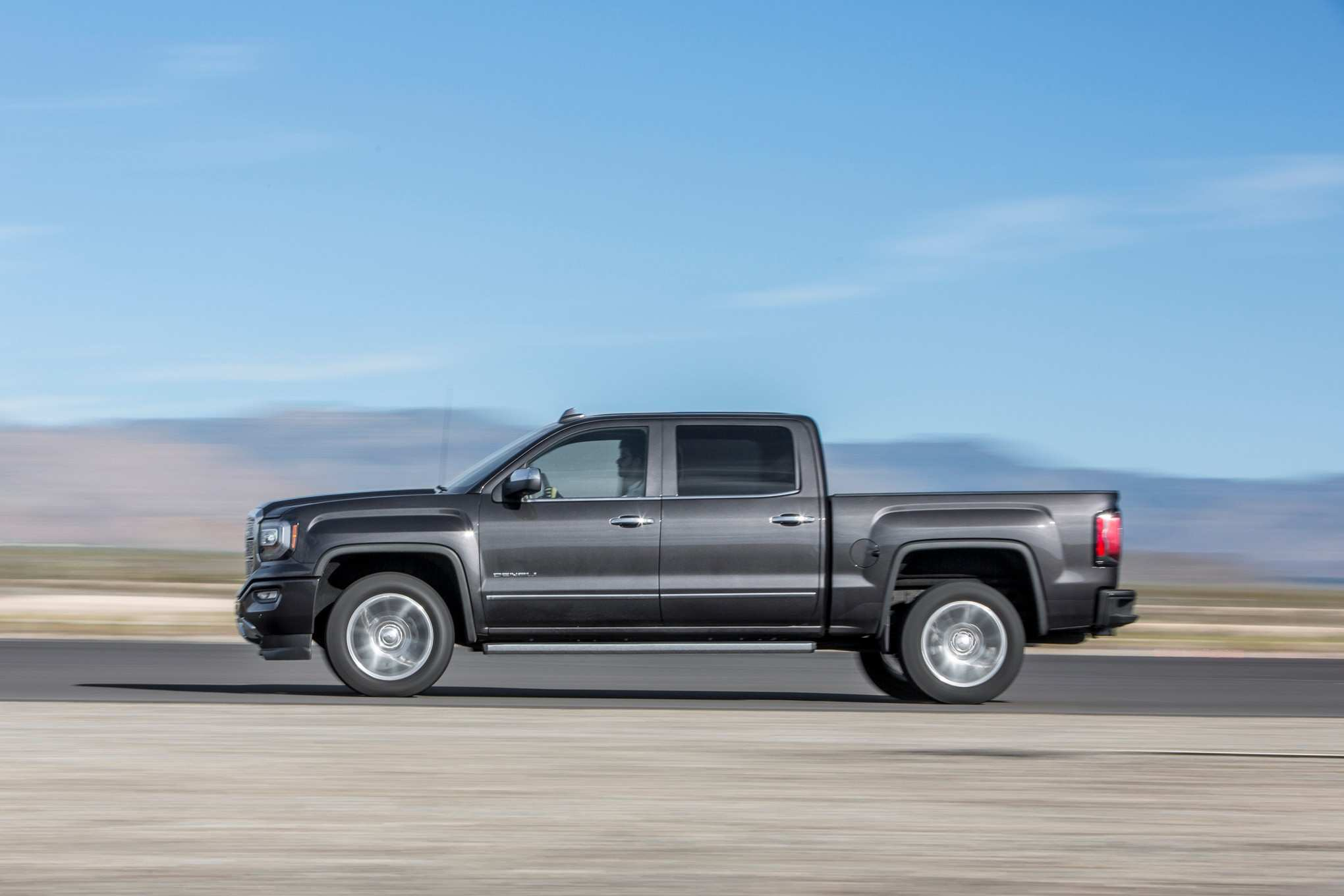 46 A 2020 GMC Sierra 1500 Diesel Spy Shoot