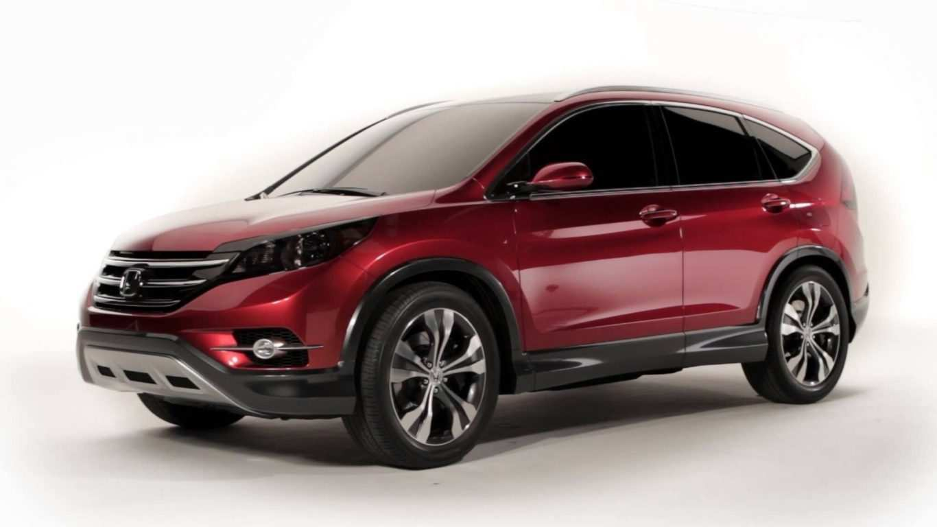 46 A 2020 Honda CR V Specs And Review