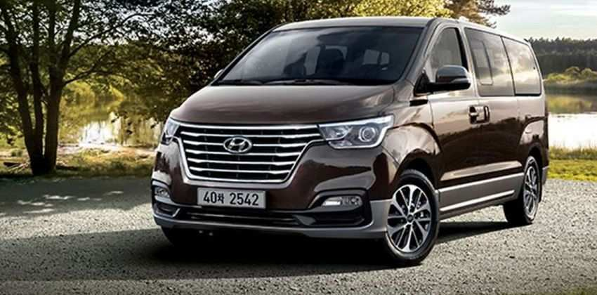 46 A 2020 Hyundai Starex Review