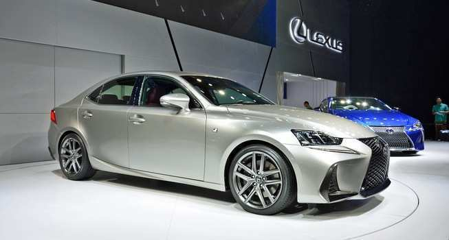 46 A 2020 Lexus IS350 Exterior