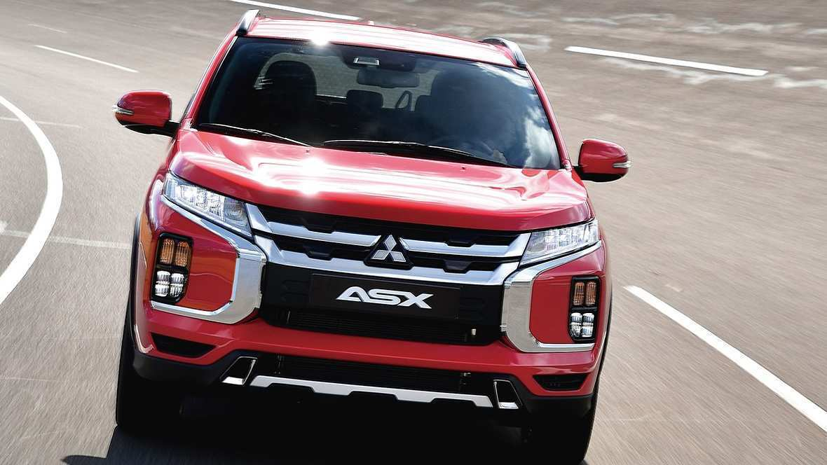 46 A 2020 Mitsubishi Asx New Model And Performance