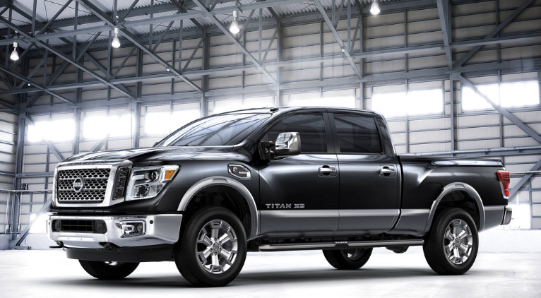 46 A 2020 Nissan Titan New Model And Performance