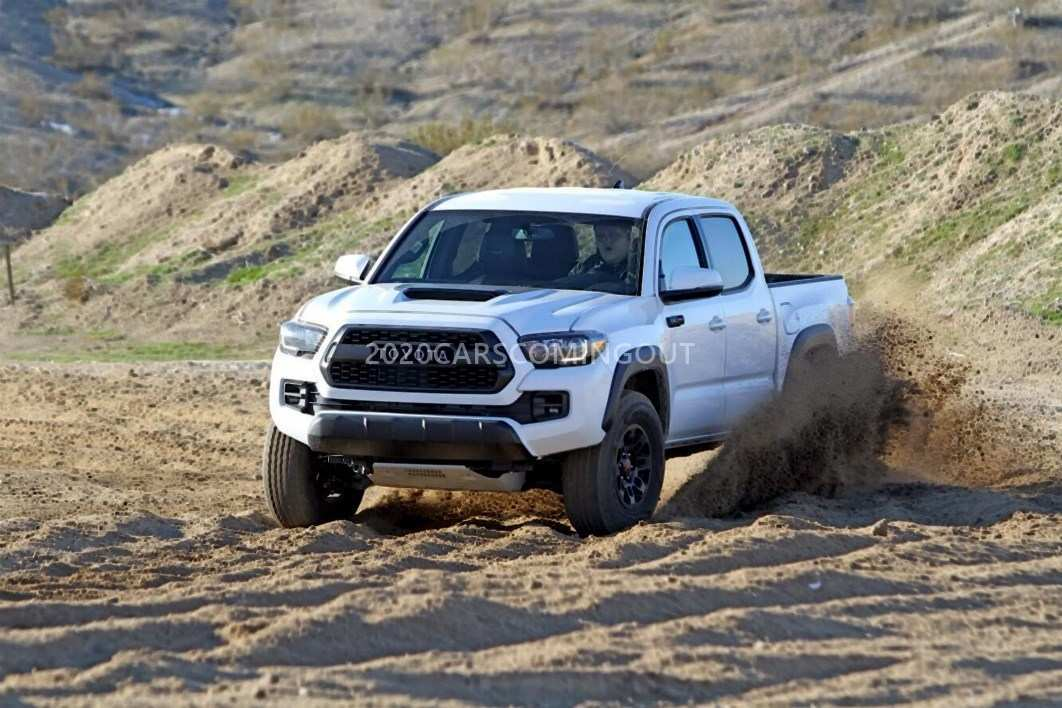 46 A 2020 Toyota Tacoma Diesel Trd Pro Review