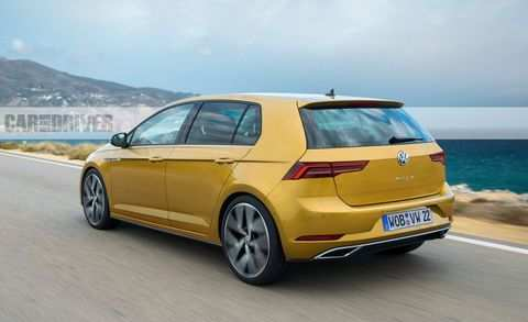 46 A 2020 VW Golf R USA Concept And Review