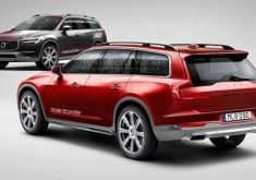 2020 Volvo Xc70 New Generation Wagon