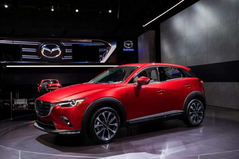 46 A All New Mazda Cx 3 2020 Model