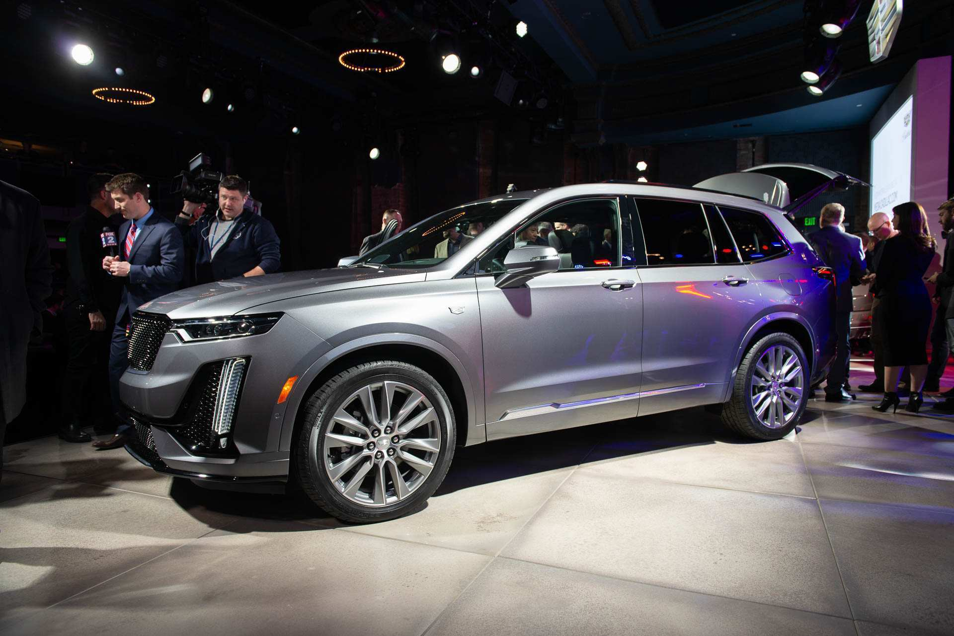 46 A Cadillac Midsize Suv 2020 Exterior And Interior