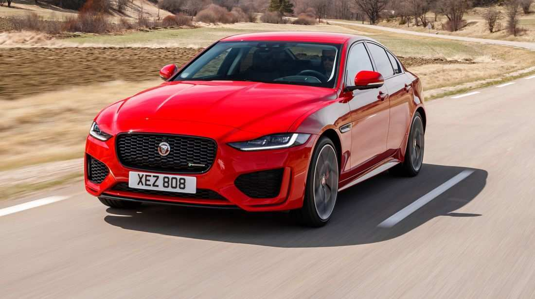 46 A Jaguar Xf Facelift 2019 Redesign And Concept