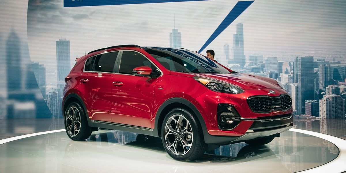 46 A Kia New Small Suv 2020 Wallpaper