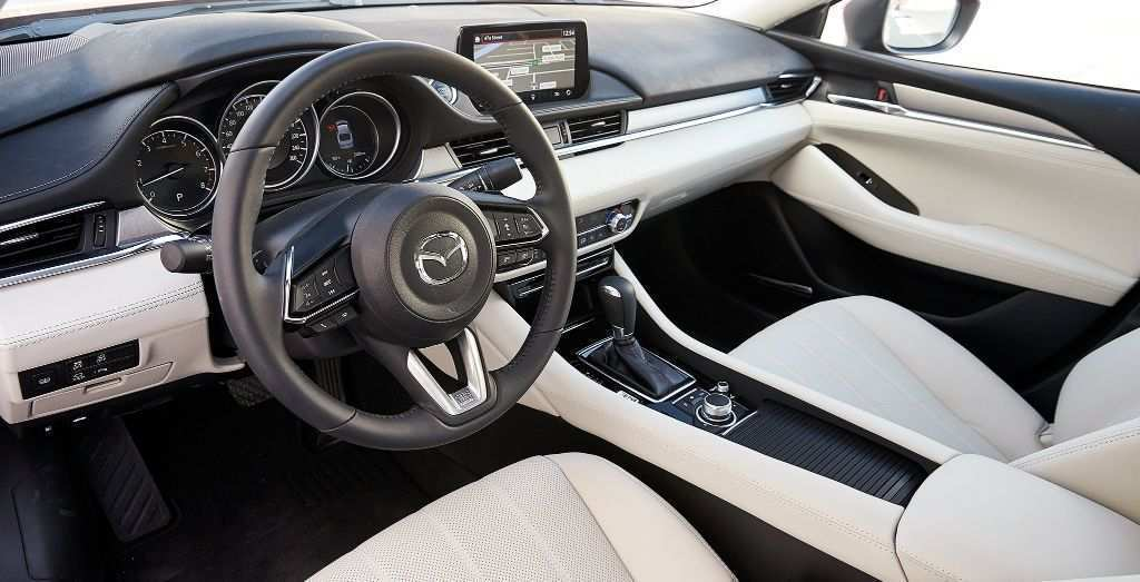 46 A Mazda 6 2019 Interior Price Design and Review