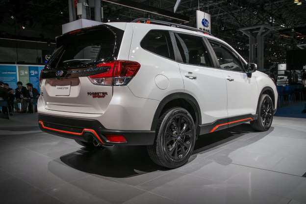 46 A Next Generation Subaru Forester 2019 Redesign and Review