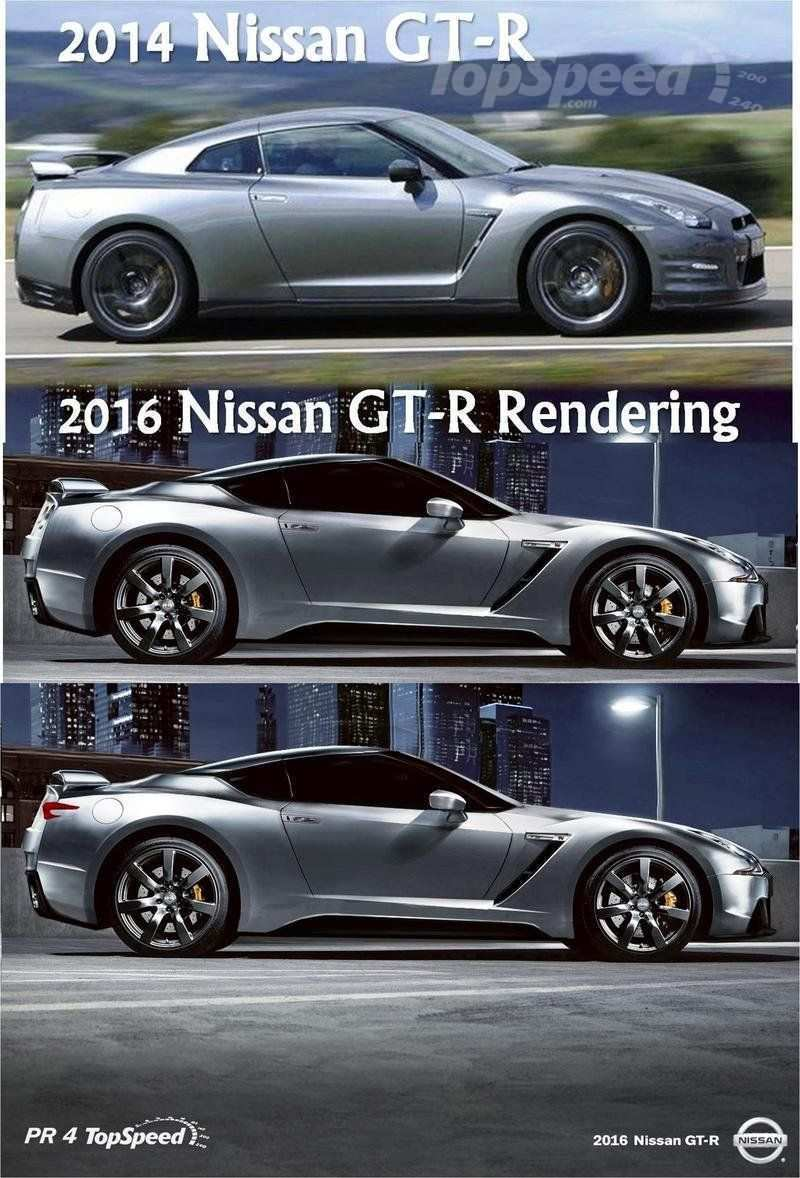 46 A Nissan Gtr 2019 Top Speed Release Date And Concept