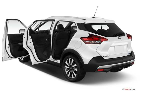 46 A Nissan Kicks 2019 Mexico Configurations