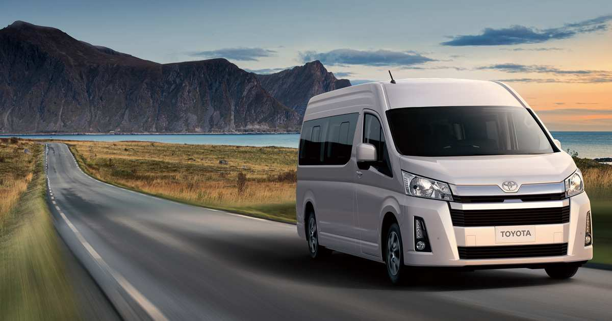46 A Toyota Hiace 2019 Redesign And Review