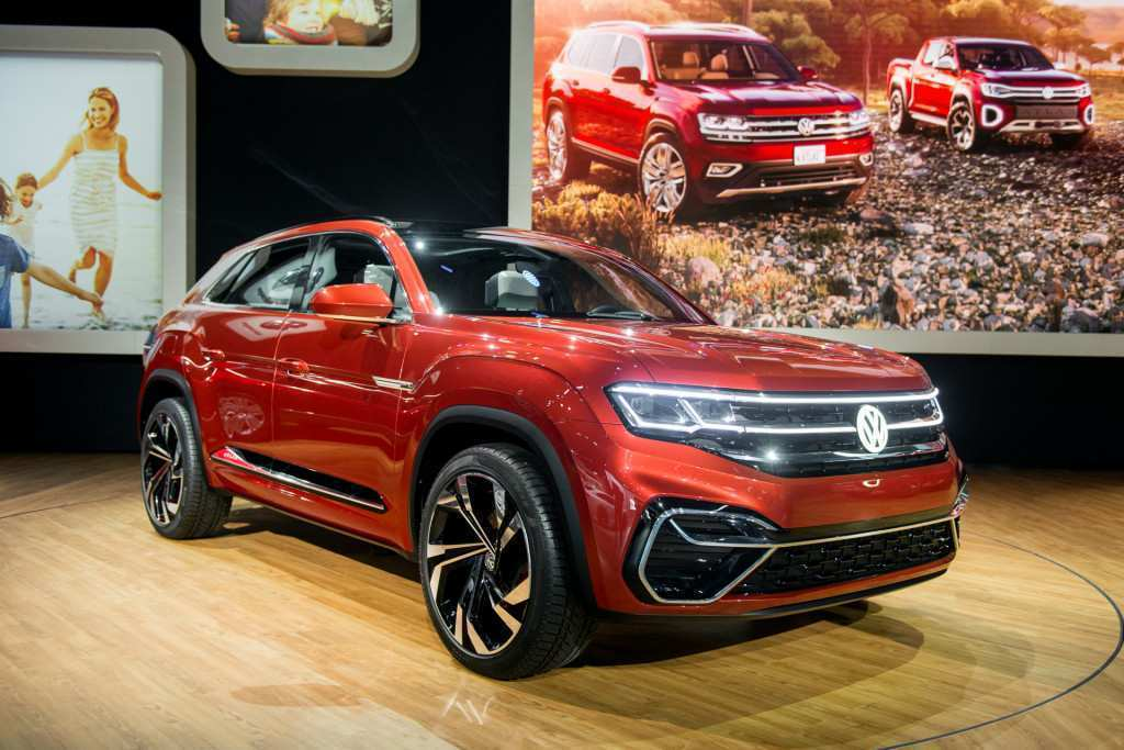 46 A Volkswagen Atlas 2020 Price Performance And New Engine