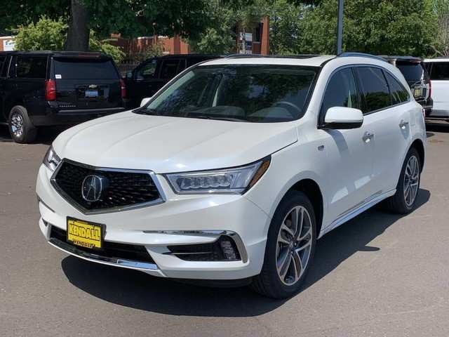 46 All New 2019 Acura MDX Hybrid New Review