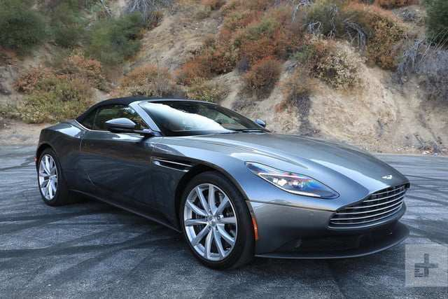 46 All New 2019 Aston Martin DB9 Rumors