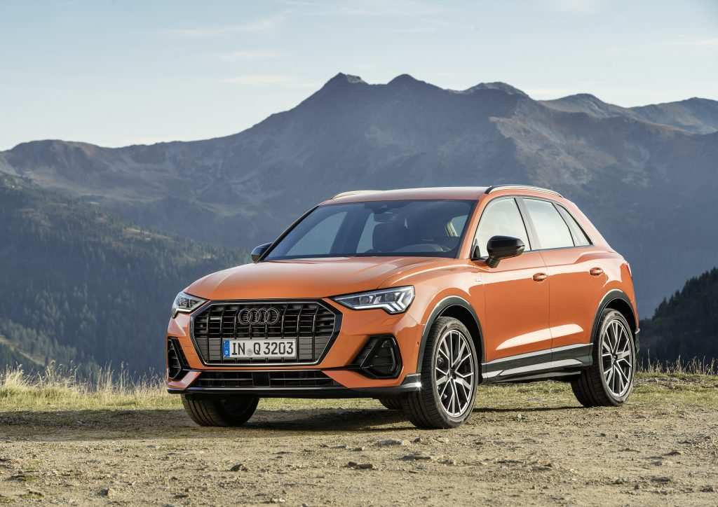 46 All New 2019 Audi Q3 Usa History