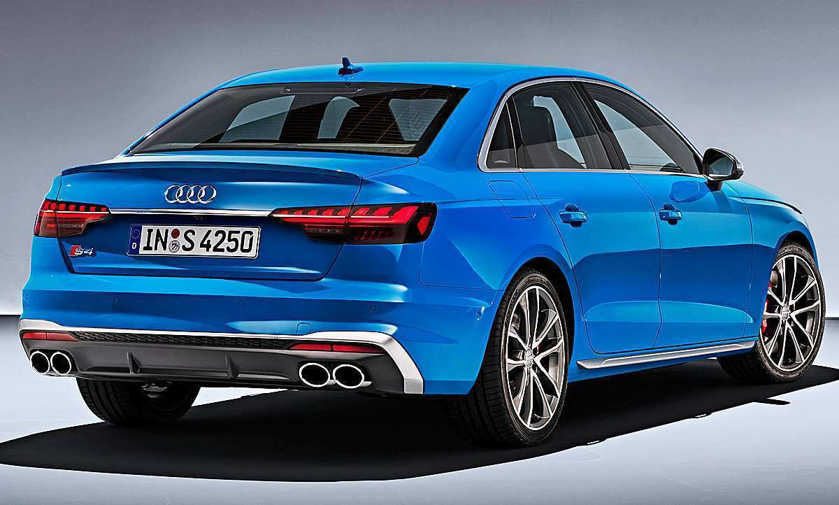 46 All New 2019 Audi S4 Release Date And Concept