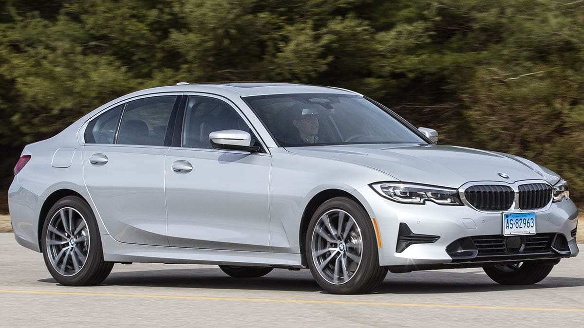 46 All New 2019 BMW 3 Series First Drive