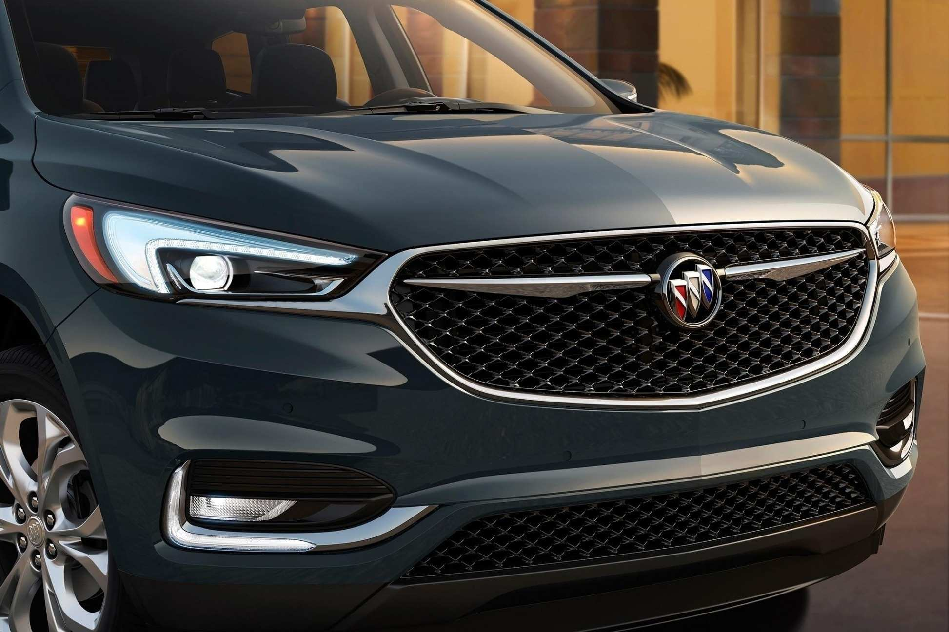 46 All New 2019 Buick Enclave Spy Photos New Concept