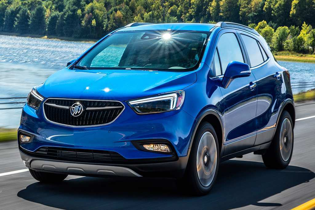 46 All New 2019 Buick Encore Exterior And Interior