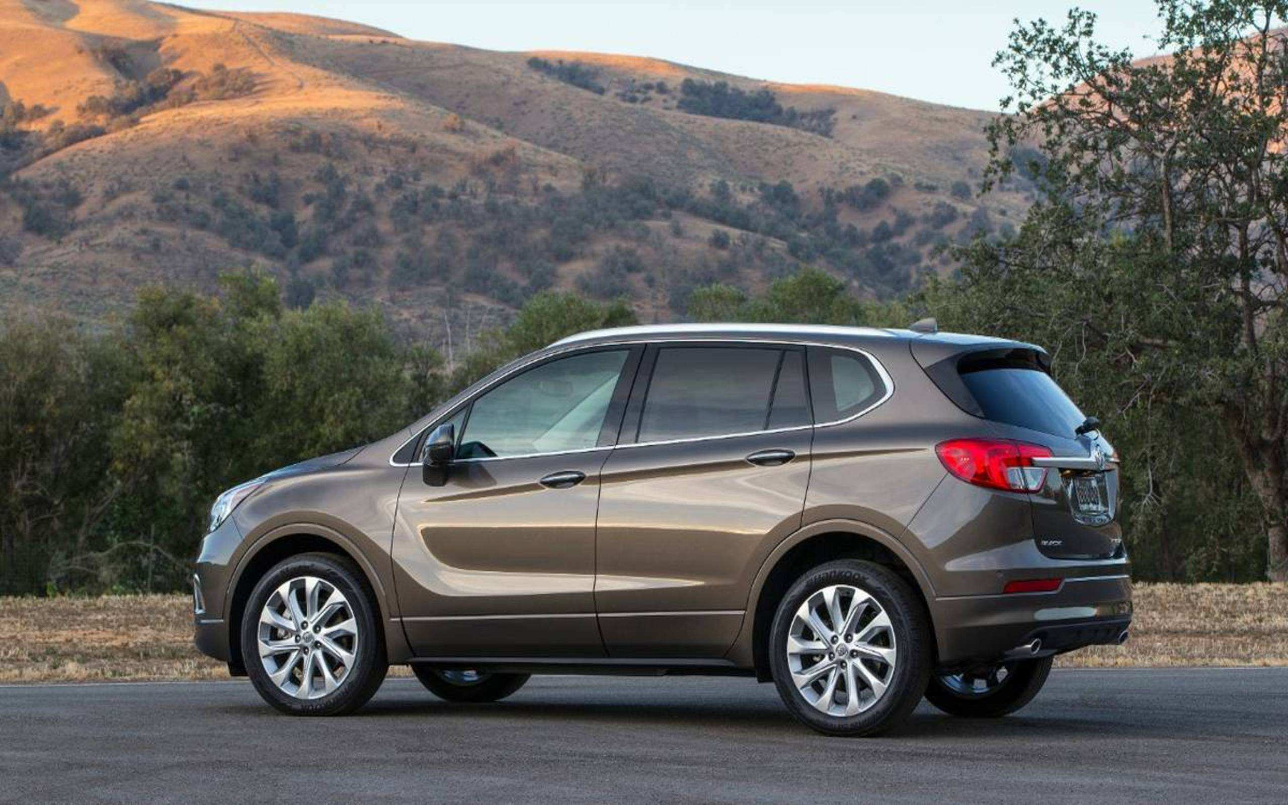 46 All New 2019 Buick Envision Price And Release Date