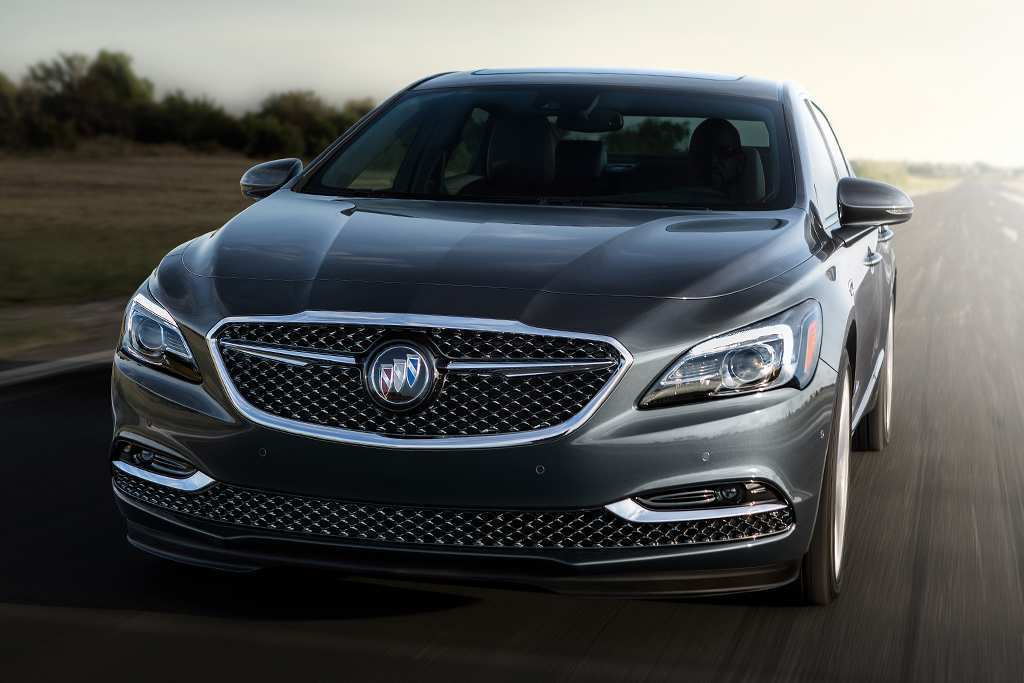 46 All New 2019 Buick LaCrosses Release Date And Concept
