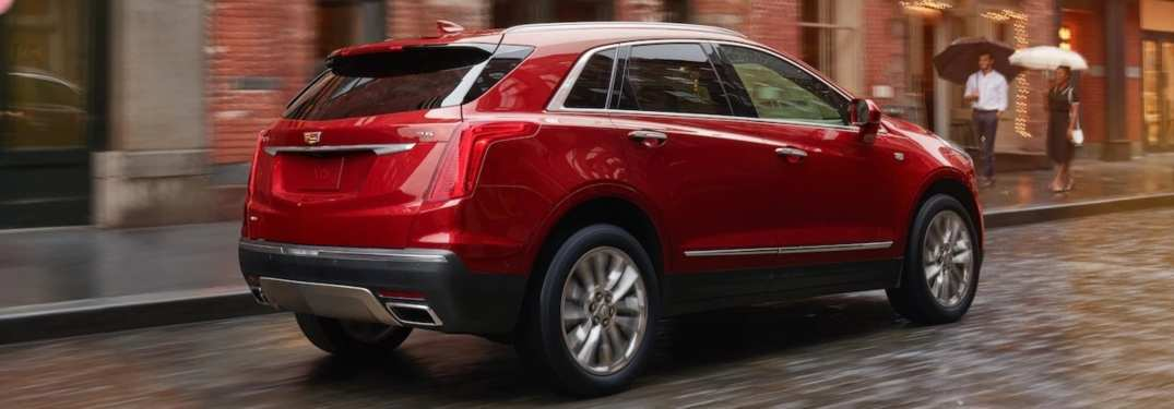 46 All New 2019 Cadillac XT5 Exterior And Interior