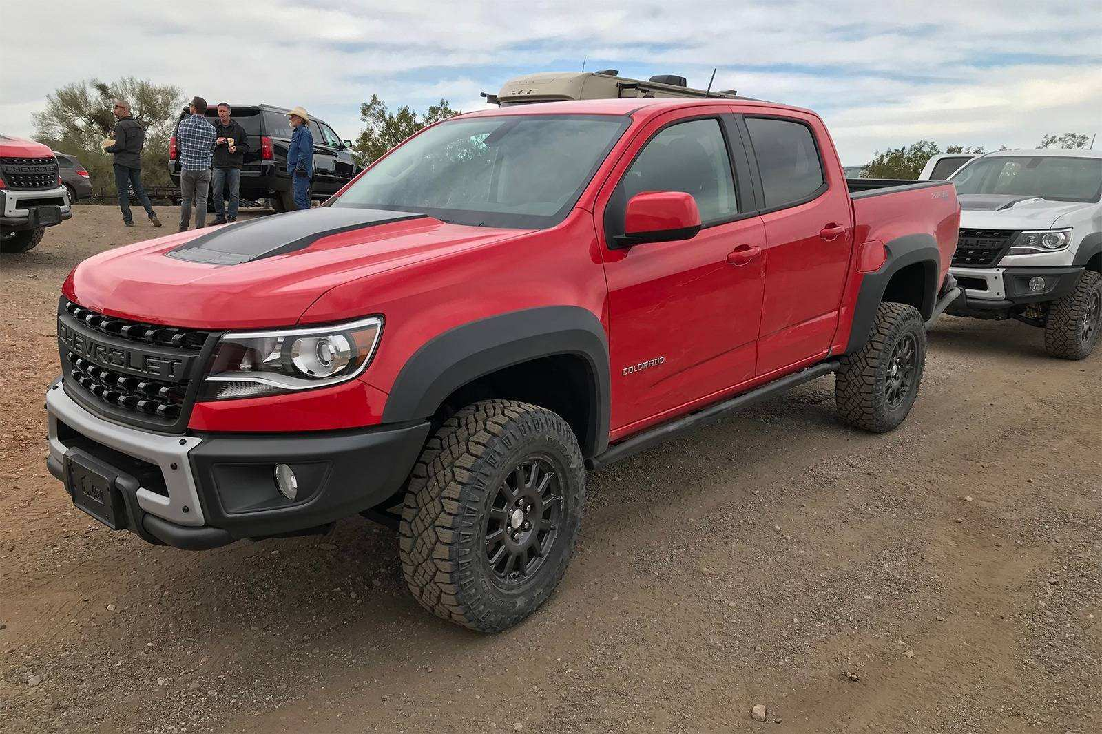 46 All New 2019 Chevrolet Colorado Pricing