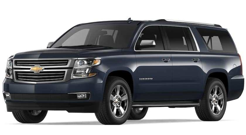 46 All New 2019 Chevy Suburban Release Date And Concept