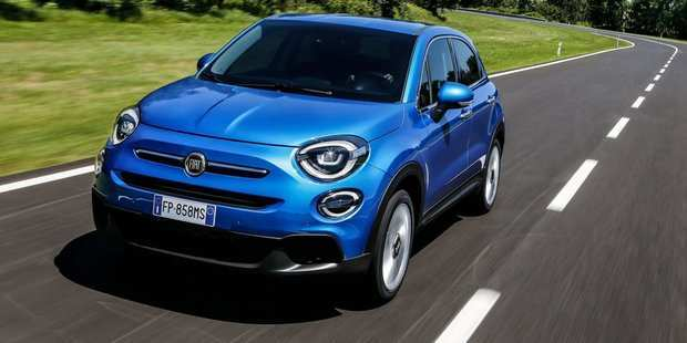 46 All New 2019 Fiat 500X Images