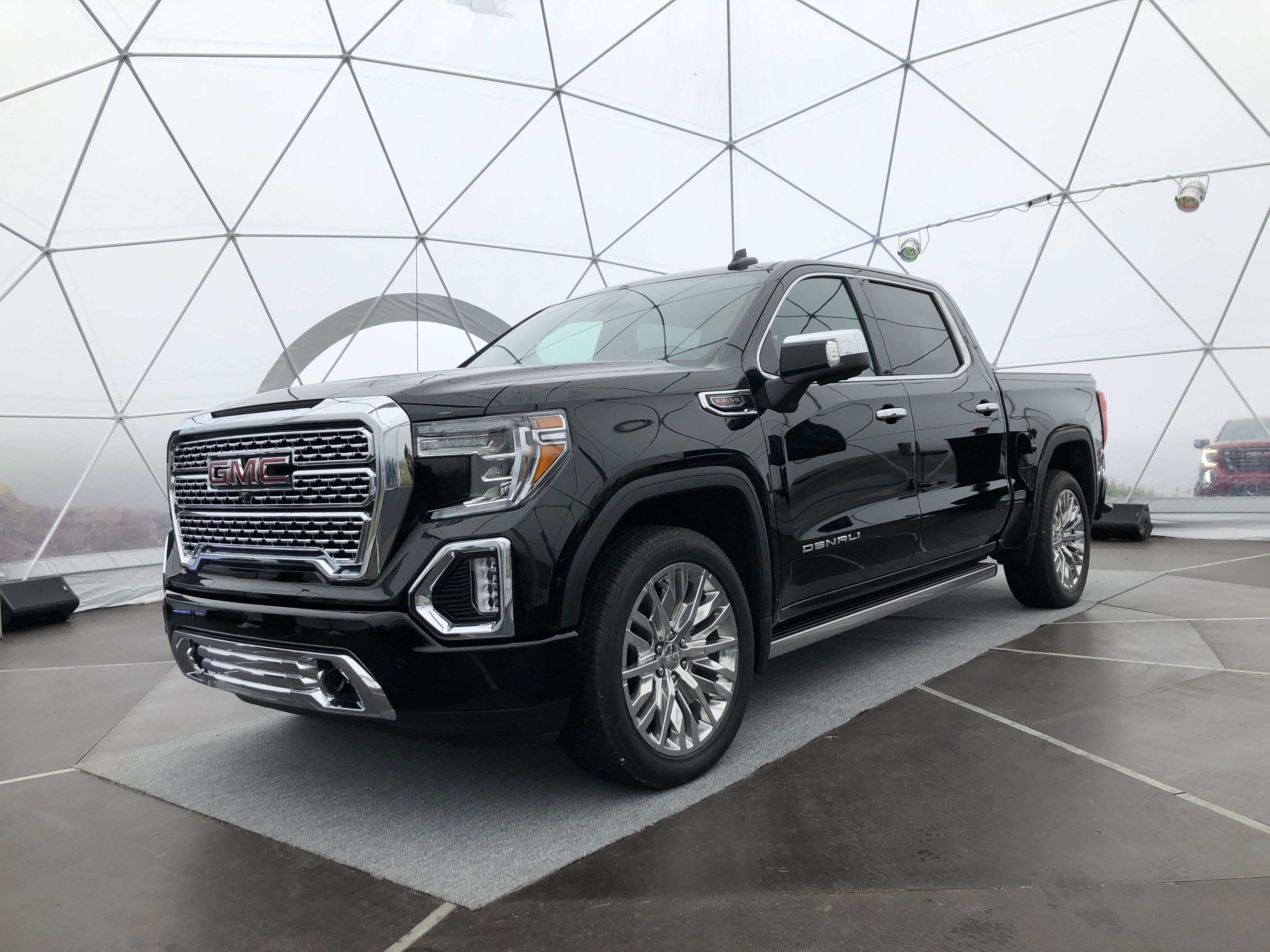46 All New 2019 GMC Sierra 1500 Diesel Review And Release Date