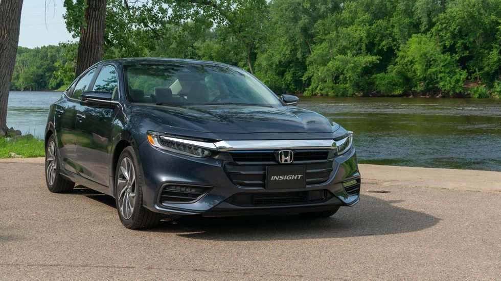46 All New 2019 Honda Civic Hybrid Pictures