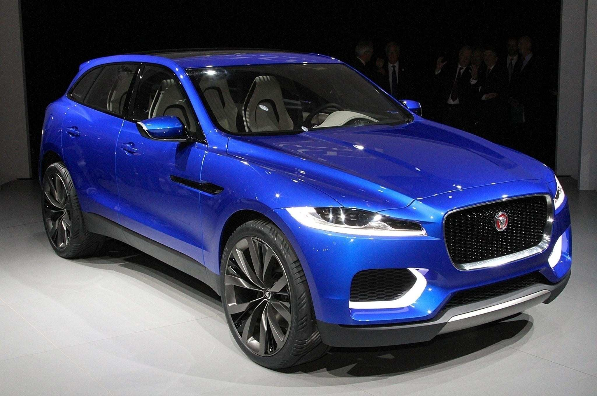 46 All New 2019 Jaguar C X17 Crossover Concept