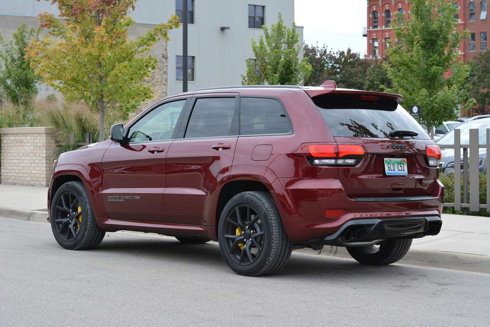 46 All New 2019 Jeep Grand Cherokee Trackhawk Style