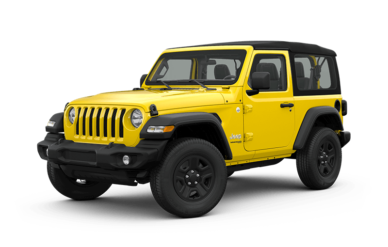 46 All New 2019 Jeep Jl Colors Exterior And Interior